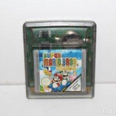 Videojuegos y Consolas: NINTENDO GAMEBOY COLOR JUEGO SUPER MARIO DELUXE. Lote 161643750