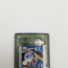 Videojuegos y Consolas: E.T GAME BOY COLOR NINTENDO. Lote 161905030