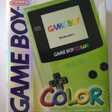 Videojuegos y Consolas: GAME BOY COLOR. Lote 164807109