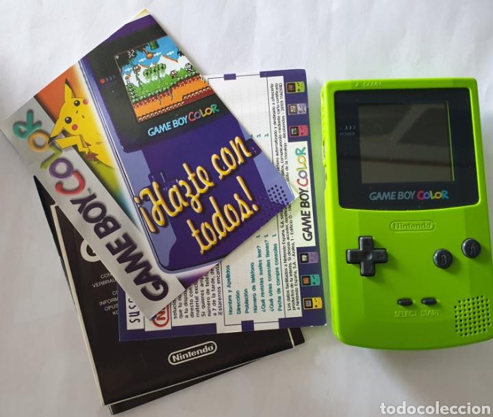 Videojuegos y Consolas: Game Boy Color - Foto 2 - 190560816