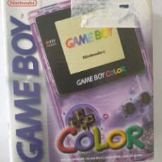 Videojuegos y Consolas: GAME BOY COLOR. Lote 164885402