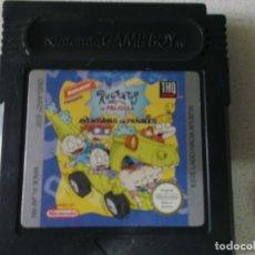 Videojuegos y Consolas: RUGRATS GAME BOY COLOR, ESPAÑA, FUNCIONANDO. Lote 165465786