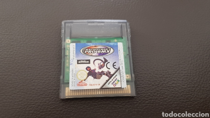 JUEGO MATT HOFFMAN'S PRO BMX NINTENDO GAMEBOY COLOR (Juguetes - Videojuegos y Consolas - Nintendo - GameBoy Color)