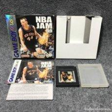 Videojuegos y Consolas: NBA JAM 99 NINTENDO GAME BOY COLOR. Lote 167081234