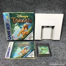 Videogiochi e Consoli: DISNEY TARZAN NINTENDO GAME BOY COLOR. Lote 167081278