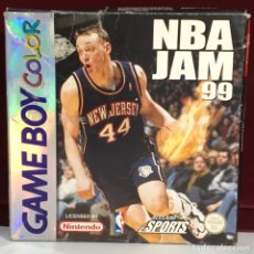 Videogiochi e Consoli: JUEGO GAME BOY COLOR NBA JAM 99. Lote 167797585