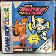 Videojuegos y Consolas: JUEGO GAME BOY COLOR LAS SÚPER NENAS. Lote 167799806
