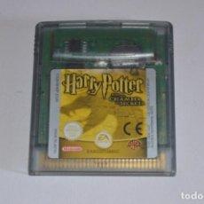 Videojuegos y Consolas: JUEGO NINTENDO GAME BOY COLOR GBC HARRY POTTER Y LA CÁMARA SECRETA AND THE CHAMBER OF SECRETS 2002. Lote 169284568