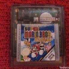 Videojuegos y Consolas: SUPER MARIO BROS DELUXE. Lote 170158361