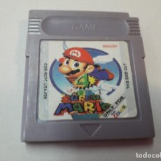 Videojuegos y Consolas: 08-00274 GAME BOY COLOR - SUPER MARIO 4. Lote 171021180