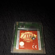 Videojuegos y Consolas: JUEGO THE LEGEND OF ZELDA ORACLE OF SEASONS PARA GAMEBOY COLOR. Lote 217967048