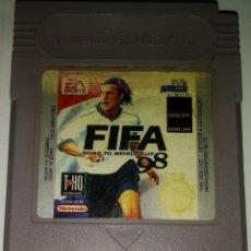 Videojuegos y Consolas: NINTENDO GAME BOY, 1984 .JUEGO FIFA 98. Lote 173803258