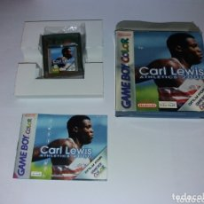 Videojuegos y Consolas: GAME BOY COLOR CARL LEWIS ATHLETICS 2000. Lote 173815444