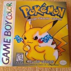 Videojuegos y Consolas: JUEGO GAMEBOY COLOR POKEMON. Lote 207049611