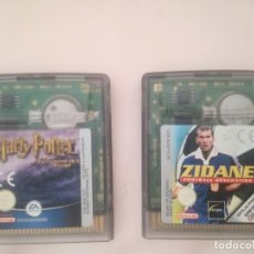 Videojuegos y Consolas: ZIDANE. HARRY POTTER.. Lote 174522213