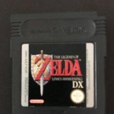 Videojuegos y Consolas: ZELDA DX NINTENDO GAME BOY COLOR. Lote 215489637