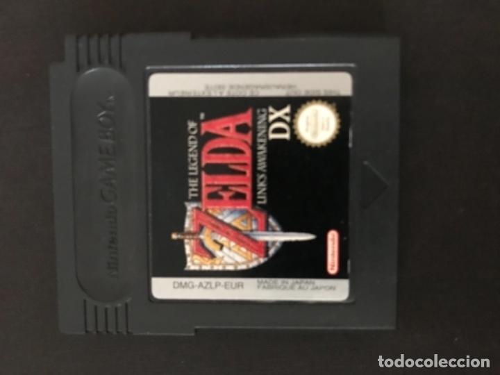 Videojuegos y Consolas: Zelda DX Nintendo Game Boy Color - Foto 2 - 215489637