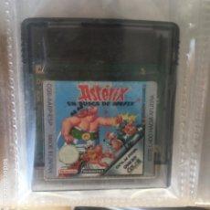 Videojuegos y Consolas: JUEGO GAMEBOY COLOR - ASTERIX & OBELIX - PAL ESP - GAME BOY COLOR VIDEOJUEGO. Lote 179019400