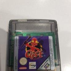 Videojuegos y Consolas: JUEGO GAME BOY COLOR GIFT. Lote 179098548