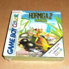 Videojuegos y Consolas: HORMIGAZ RACING, A ESTRENAR PARA GAMEBOY COLOR / GBC, PAL. Lote 179896563
