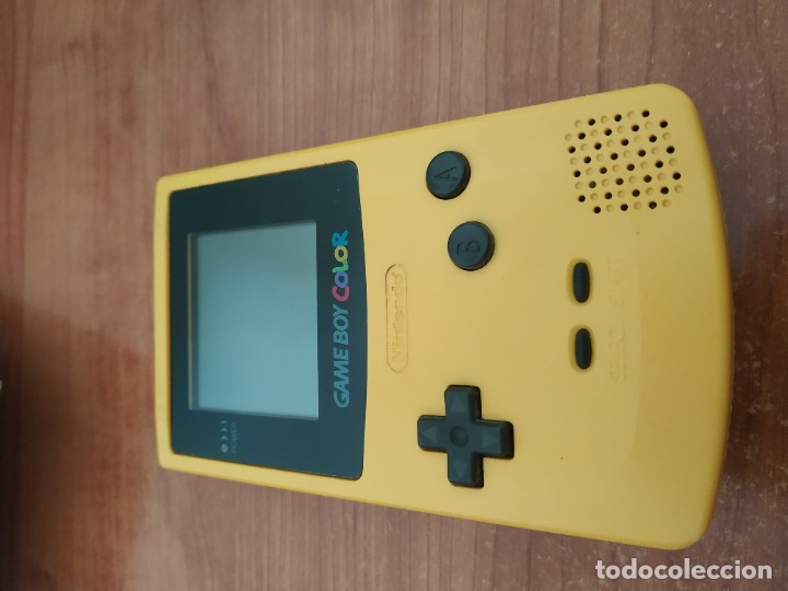 Videojuegos y Consolas: Consola gameboy color con instrucciones - Foto 2 - 179899271
