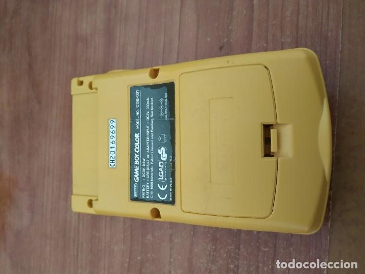 Videojuegos y Consolas: Consola gameboy color con instrucciones - Foto 3 - 179899271