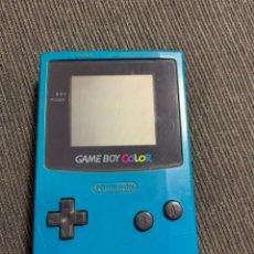Videojuegos y Consolas: GAME BOY COLOR FUNCIONA PERFECTO!!. Lote 180031917