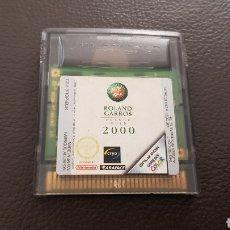 Videojuegos y Consolas: JUEGO GAMEBOY COLOR ROLAND GARROS FRENCH OPEN 2000. Lote 180248377