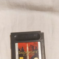 Videojuegos y Consolas: SHADOWGATE CLASSIC GAME BOY COLOR. Lote 182991896