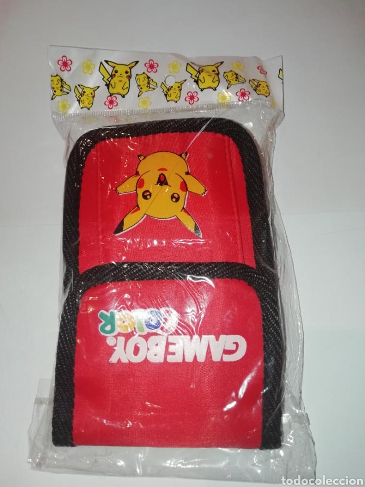 Videojuegos y Consolas: Funda para gameboy color de pokemon pikachu - Foto 2 - 183072628