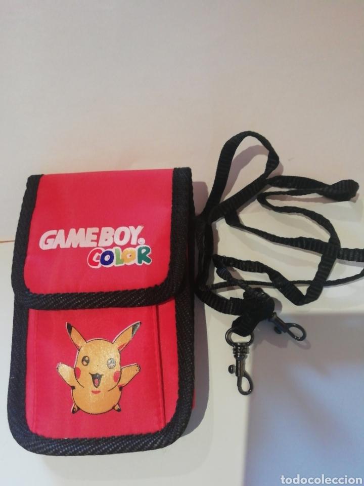 Videojuegos y Consolas: Funda para gameboy color de pokemon pikachu - Foto 3 - 183072628
