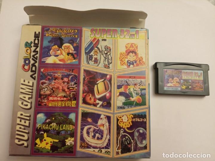 Videojuegos y Consolas: EXPECTACULAR LOTE GAMEBOY LIGHT EDICION JAPONESA - Foto 41 - 183086195