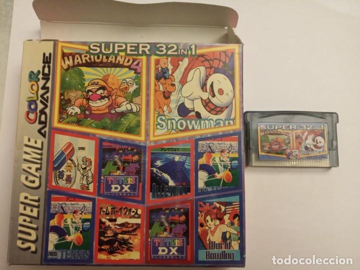 Videojuegos y Consolas: EXPECTACULAR LOTE GAMEBOY LIGHT EDICION JAPONESA - Foto 43 - 183086195