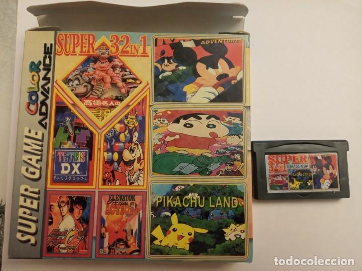 Videojuegos y Consolas: EXPECTACULAR LOTE GAMEBOY LIGHT EDICION JAPONESA - Foto 44 - 183086195