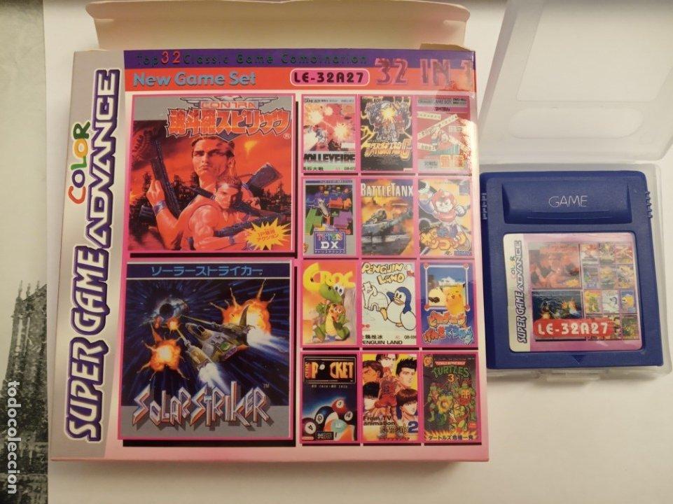 Videojuegos y Consolas: EXPECTACULAR LOTE GAMEBOY LIGHT EDICION JAPONESA - Foto 46 - 183086195