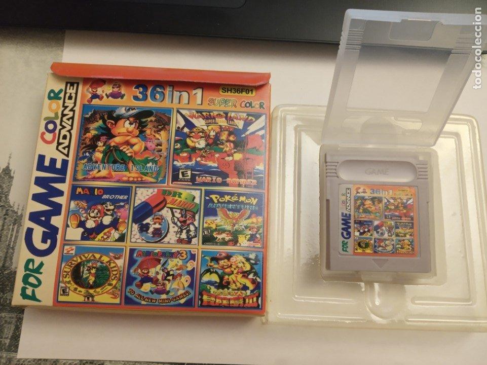 Videojuegos y Consolas: EXPECTACULAR LOTE GAMEBOY LIGHT EDICION JAPONESA - Foto 47 - 183086195