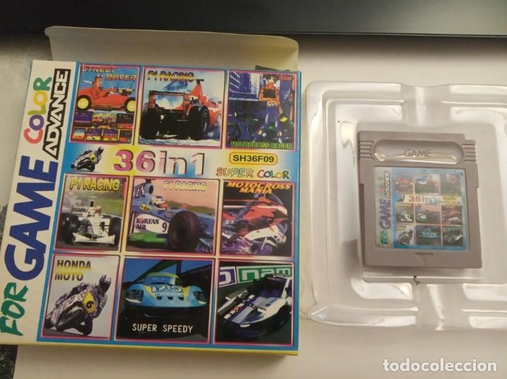 Videojuegos y Consolas: EXPECTACULAR LOTE GAMEBOY LIGHT EDICION JAPONESA - Foto 48 - 183086195