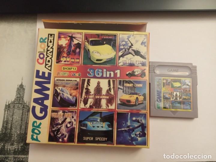 Videojuegos y Consolas: EXPECTACULAR LOTE GAMEBOY LIGHT EDICION JAPONESA - Foto 50 - 183086195