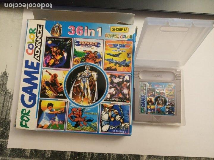 Videojuegos y Consolas: EXPECTACULAR LOTE GAMEBOY LIGHT EDICION JAPONESA - Foto 51 - 183086195