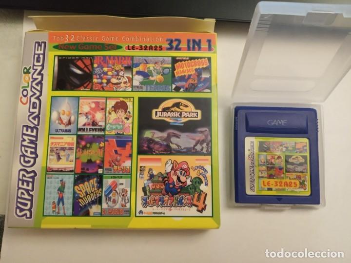 Videojuegos y Consolas: EXPECTACULAR LOTE GAMEBOY LIGHT EDICION JAPONESA - Foto 55 - 183086195