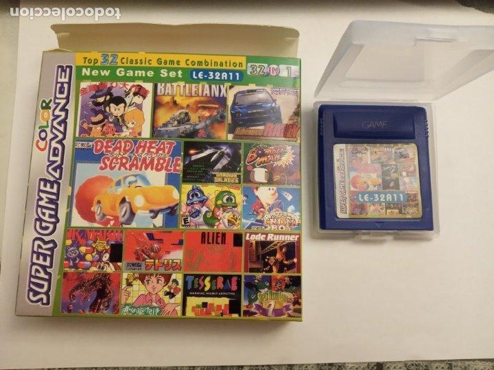 Videojuegos y Consolas: EXPECTACULAR LOTE GAMEBOY LIGHT EDICION JAPONESA - Foto 56 - 183086195