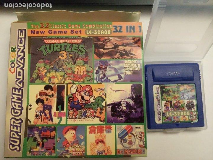 Videojuegos y Consolas: EXPECTACULAR LOTE GAMEBOY LIGHT EDICION JAPONESA - Foto 57 - 183086195
