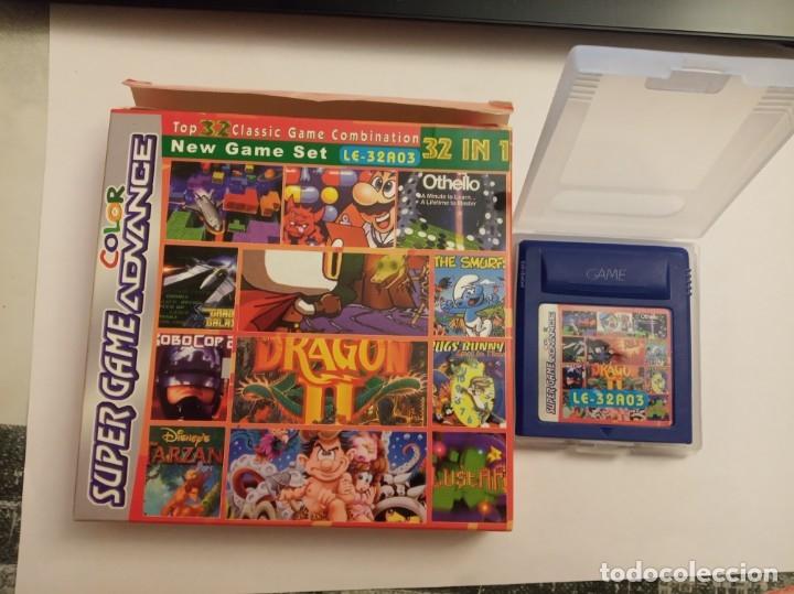 Videojuegos y Consolas: EXPECTACULAR LOTE GAMEBOY LIGHT EDICION JAPONESA - Foto 63 - 183086195
