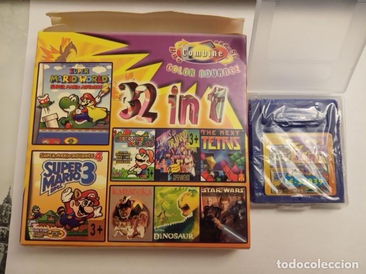 Videojuegos y Consolas: EXPECTACULAR LOTE GAMEBOY LIGHT EDICION JAPONESA - Foto 67 - 183086195