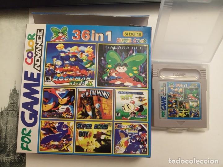 Videojuegos y Consolas: EXPECTACULAR LOTE GAMEBOY LIGHT EDICION JAPONESA - Foto 71 - 183086195