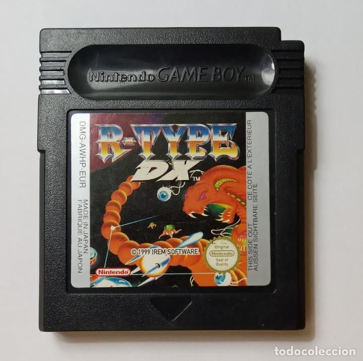 Videojuegos y Consolas: R-Type DX - Nintendo Game Boy Color - Foto 1 - 183523583