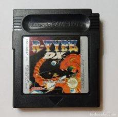 Videojuegos y Consolas: R-TYPE DX - NINTENDO GAME BOY COLOR. Lote 183523583