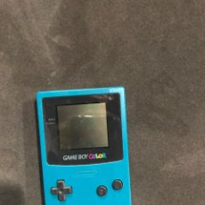 Videojuegos y Consolas: NINTENDO GAME BOY COLOR DE 1998. Lote 183593740