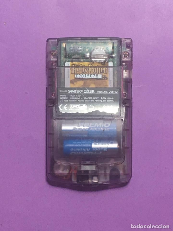 Videojuegos y Consolas: Game Boy Color - Bien de sonido y Megapixeles perfectos - Hay que reparar el Boton A y B - Foto 2 - 184405961