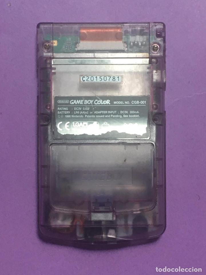 Videojuegos y Consolas: Game Boy Color - Bien de sonido y Megapixeles perfectos - Hay que reparar el Boton A y B - Foto 3 - 184405961